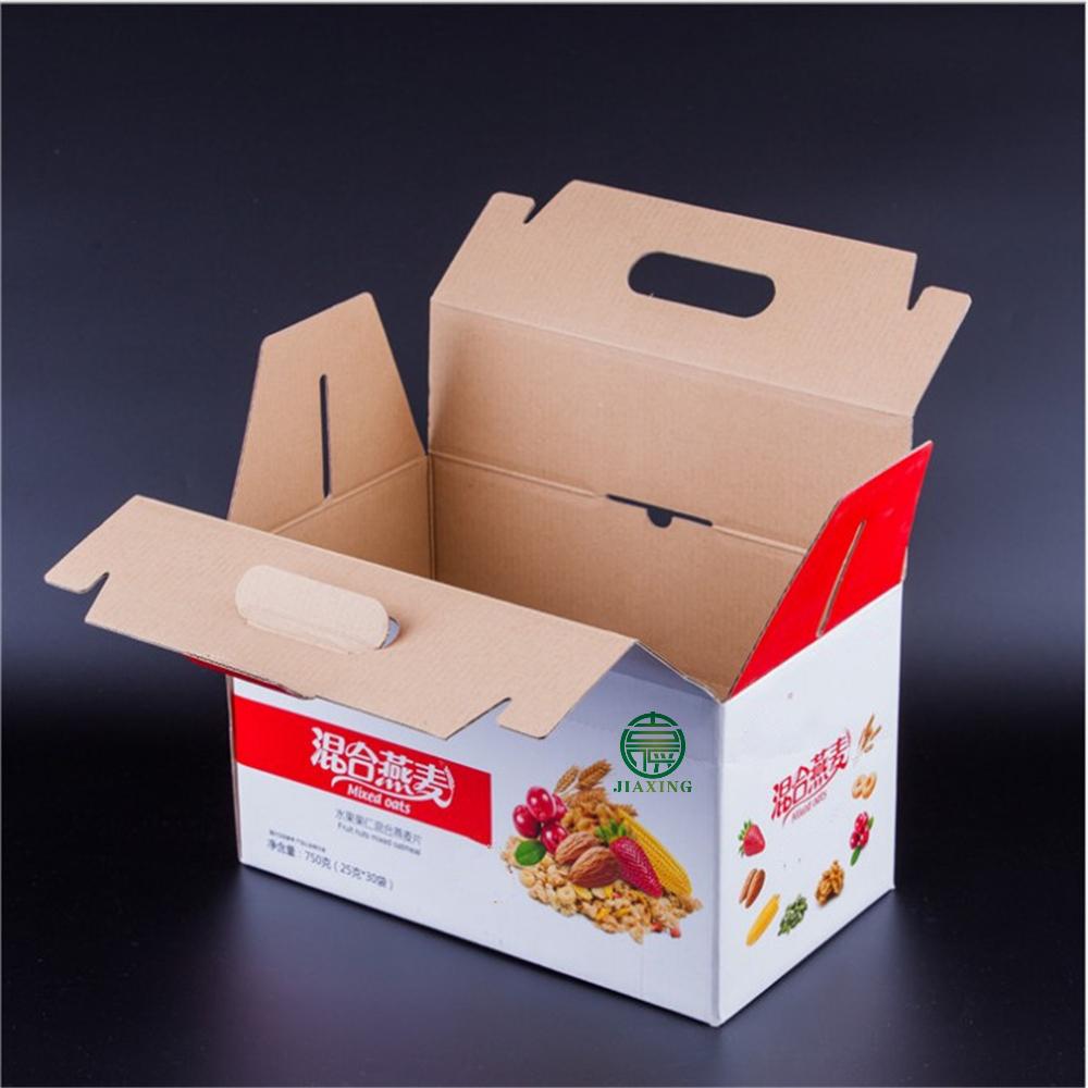 Коробка сложной высечки с рисунком