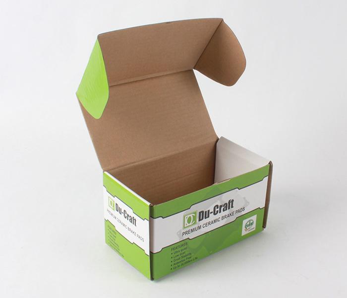 Самосборные коробки «с ушками»