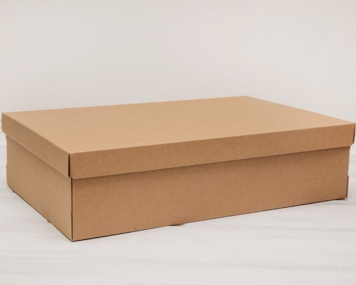 Картонная коробка крышка-дно 150х30х150