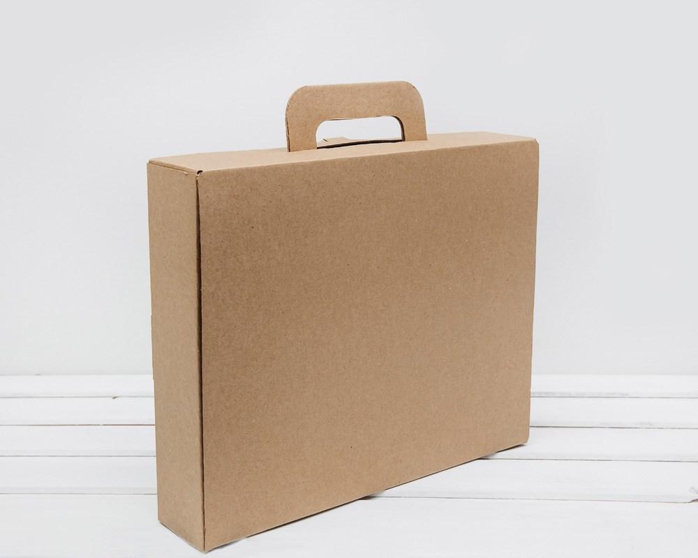Чемонадчик - коробка сложной высечки