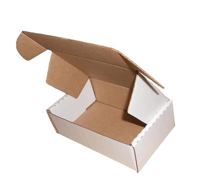 Коробка с крышкой и ушками 350х300х120