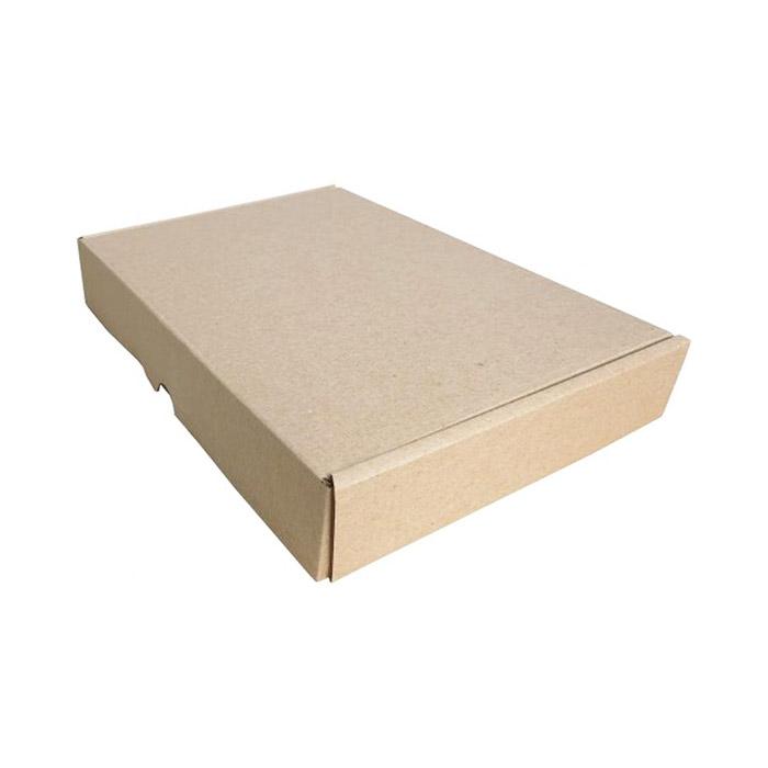 Коробка с ручкой 130 x 65 x 120 бурый