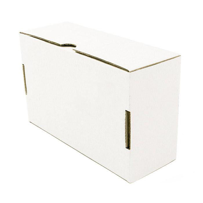 Самосборная коробка 170 x 110 x 65 белый
