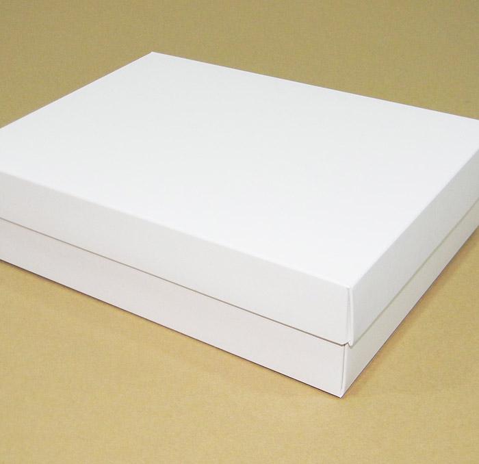 Самосборный короб 200*100*30 белый