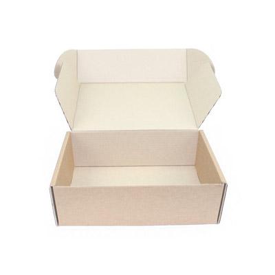 Самосборная коробка 176 x 55 x 34 бурый